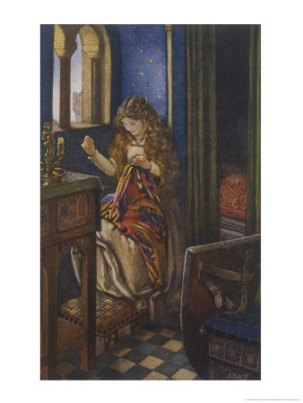10022347elaine-the-lily-maid-of-astolat-otherwise-known-as-the-lady-of-shalott-working-posters